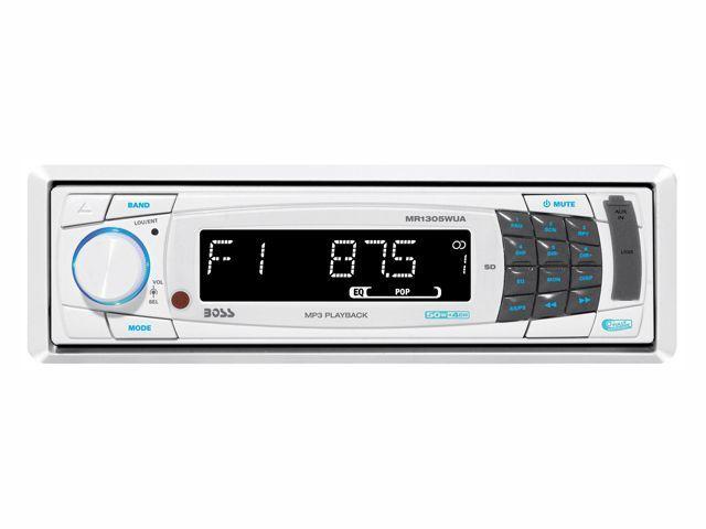 MP3 Solid State Receiver Marinizado Boss Marine - MR1305WUA