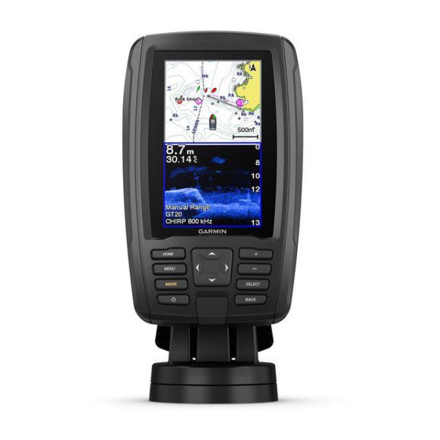 GPS e Sonar / ChartPlotter Garmin ECHOMAP Plus 42cv (s/ Transducer)