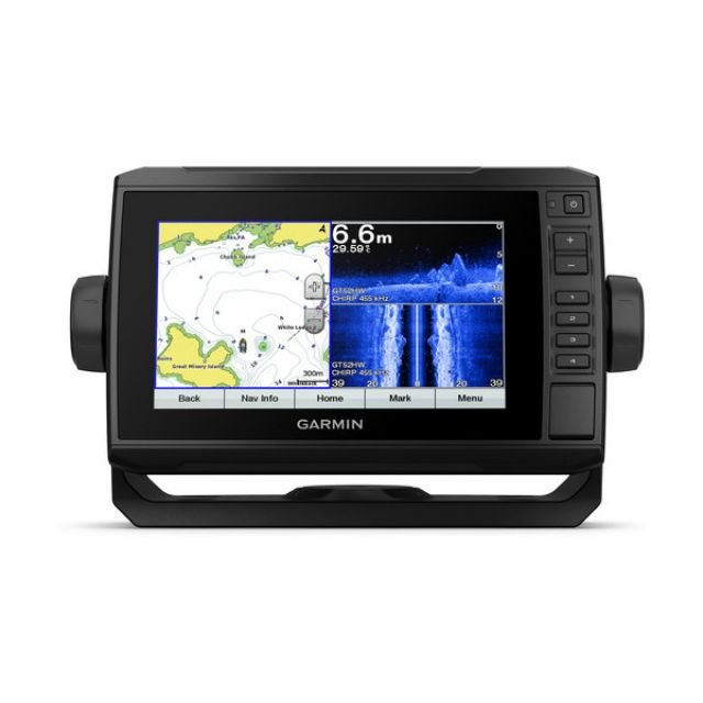GPS e Sonar / ChartPlotter Garmin ECHOMAP PLUS 72sv Touch Screen (s/ Transducer)