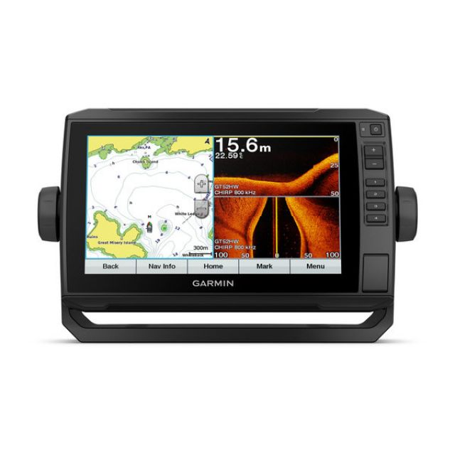 GPS e Sonar / ChartPlotter Garmin ECHOMAP PLUS 92sv Touch Screen (s/ Transducer)