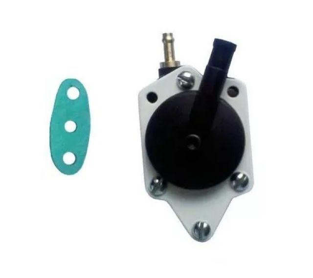 Bomba de Combustível p/ Motores - Johnson / Evinrude 15 HP 93 em Diante