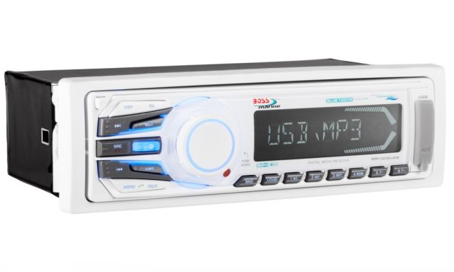 MP3 Solid State Receiver Marinizado Boss Marine - MR1308UAB