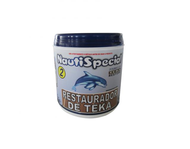 Restaurador de Teka Pó Solúvel NautiSpecial - 500 g