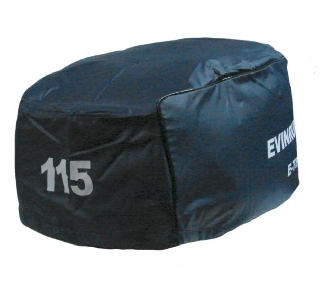 Capa de Capô p/ Motores de Popa - Evinrude 115 HP Etec