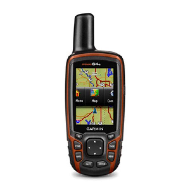 GPS Portátil Garmin GPSMAP 64s