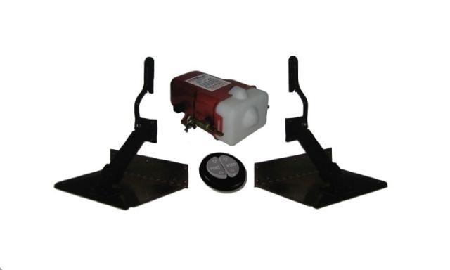 Kit Flap Estabilizador Hidráulico Insta-Trim - 12 x 12 polegadas