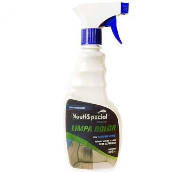 Limpa Bolor NautiSpecial c/ Bico Pulverizador - 500 ml - Pronto p/ Uso