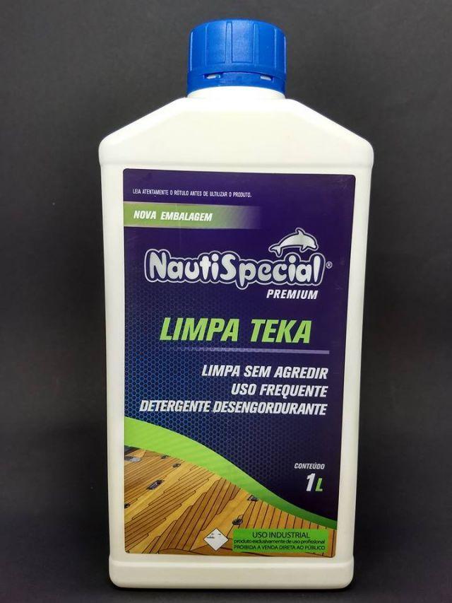 Detergente Desengordurante Limpa Teka NautiSpecial - 1 litro - Uso Profissional