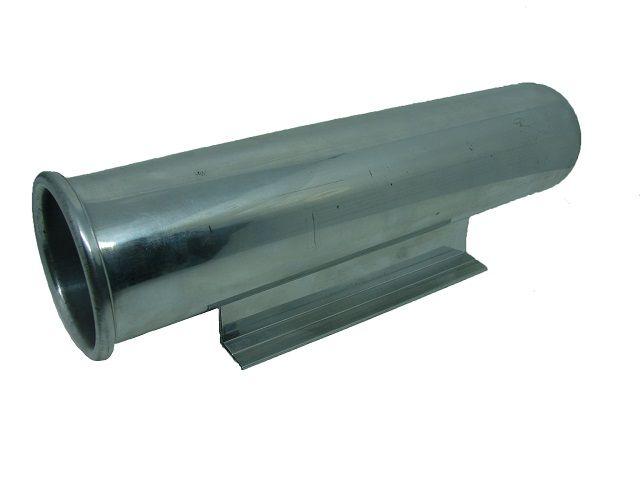 Porta Varas / Caniço Sobrepor em Alumínio - Suporte Reto Trapézio