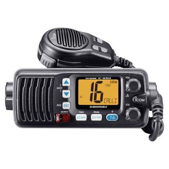 Rádio Vhf Marítimo Icom